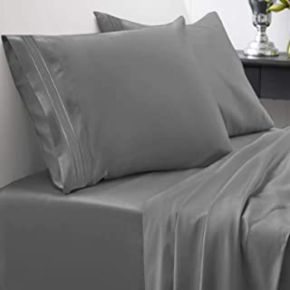 Juego de sábanas de 1800 hilos - Sweet Home Collection - S