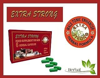 ORIGINAL EXTRA STRONG Male Herbal Stamina Libido Tonic 450mg