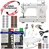 Juki TL2000QI Long-Arm Sewing & Quilting Machine w/ Limited time...