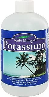 Potassium Ionic Mineral Eidon 18 oz Liquid