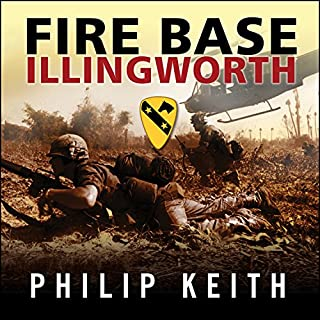 Fire Base Illingworth audiobook cover art