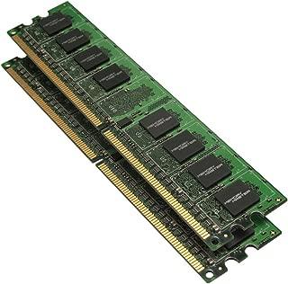 Memory Master 4 GB (2 x 2GB) DDR2 800 MHz PC2-6400 Desktop DIMM Memory Modules MMD4096KD2-800