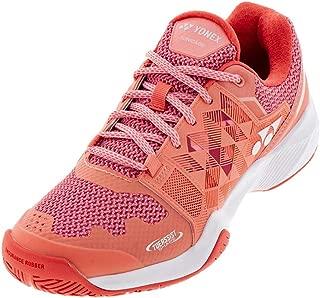 YONEX Women`s Power Cushion Sonicage Tennis Shoes Coral Pink ()