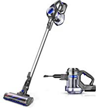 MOOSOO Cordless Vacuum 10Kpa Powerful Suction 4 in 1 Stick Handheld Vacuum Cleaner for..