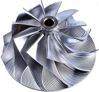 TRITDT Billet Compressor Wheel Fit SUBARU STI IHI RHF55 RHF5HB GTX Turbo VF41 VF43 VF48 VF52