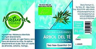 Natura Premium Aceite Esencial Arbol Del Te Bio 30 Ml. 30 ml