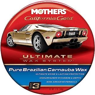 مادران 05550 کالیفرنیای طلای خالص موی کالیفرنیا برزیل کارناوبا (سیستم واکس نهایی ، مرحله 3) - 12 اونس.