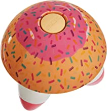 HoMedics Sweet Treats Mini Massager-Vibration Massage with Comfort Grip, Donut