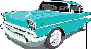 Advanced Graphics 50's Car Life Size Cardboard Cutout Standup