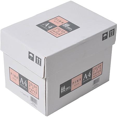 APP カラーコピー用紙 A4 ピンク 紙厚0.09mm 2500枚(500枚×5冊)