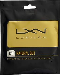 Luxilon Natural Tennis String Set
