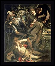 Conversion of St. Paul by Caravaggio 14