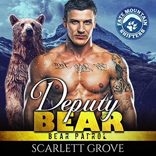 Deputy Bear audiobook cover art