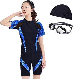 4d7d805d5a7 Amazon.co.jp: 4L - 水着・オーバーウェア / レディース: 服 ...