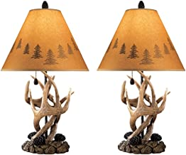 lodge style table lamps