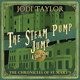 The Steam-Pump Jump audiobook cover art