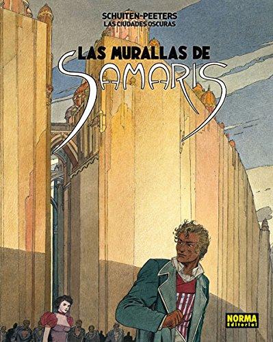 LAS CIUDADES OSCURAS. LAS MURALLAS DE SAMAR (Comic Europeo (norma))
