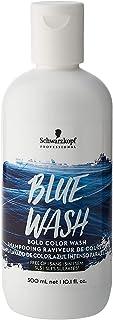 Schwarzkopf Bold Color Wash Champú de Color Azul - 300 ml