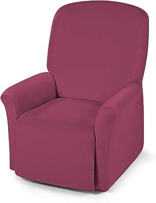 Sussi - Sillón de Relax, Color Granate