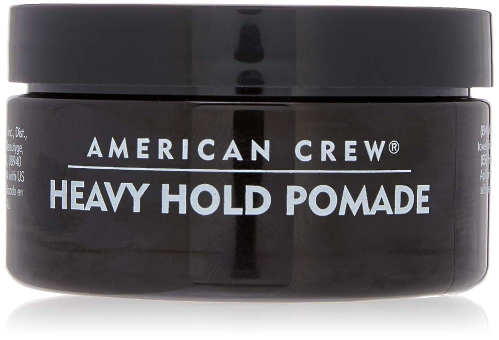American Crew Heavy Hold Pomade, 3 Oz, 5 Fl Oz