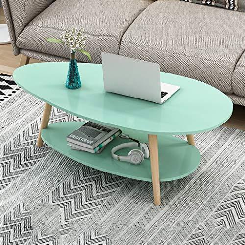 Mesa Sala de Estar Mesa Lateral, Sala de reunión Mesa de negociación Grandes mesas de Escritorio Sofá Mesas Mueble de casa de la Consola 90 * 42cm Mesa de negociación (Color : #3, Size : 90 * 42CM)