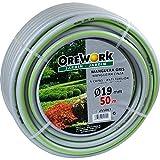 Orework 255066 Manguera 5 Capas 25 Metros y 19 mm de diámetro, Gris