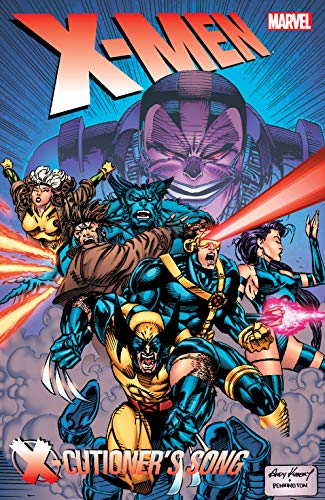 X-Men: X-Cutioner's Song: X-cutioners Song (English Edition)