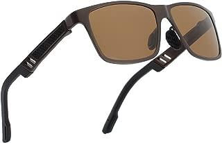 CGID GD60 Classic Al-Mg Alloy Mens Womens Polarized Sunglasses UV400