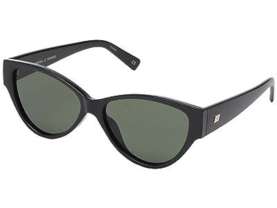 Le Specs Eureka (Black/Khaki) Fashion Sunglasses