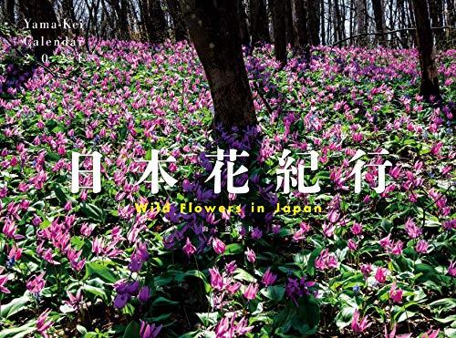 カレンダー2021 日本花紀行 (月めくり・壁掛け) (ヤマケイカレンダー2021)の詳細を見る