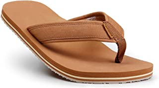 Men Flip Flop Arch Support Yoga Slides Quick Dry Sandals