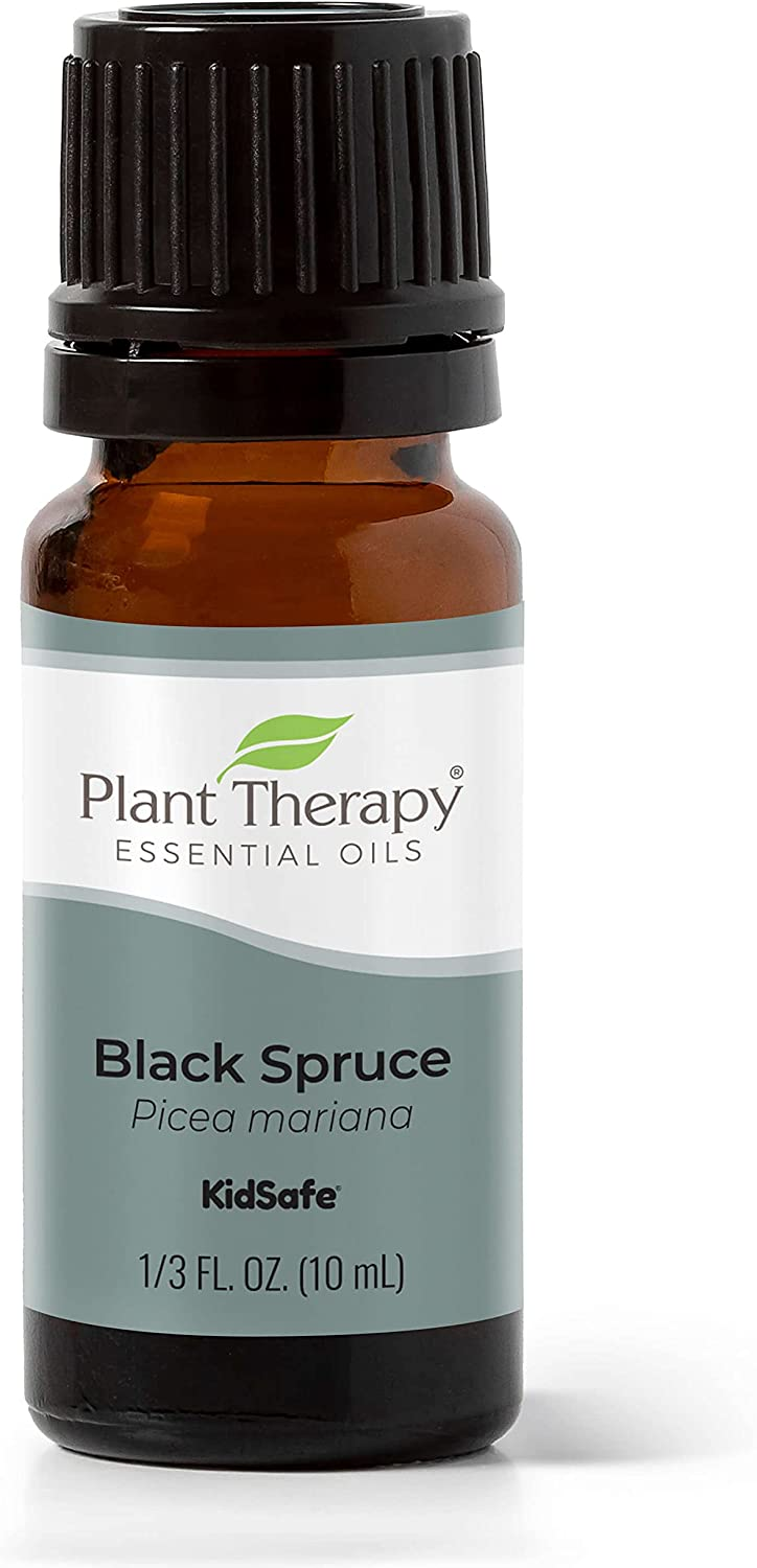 Plant Therapy Black Spruce Essential Oil 10 oz Pur 1 Long-awaited Finally popular brand mL 100% 3