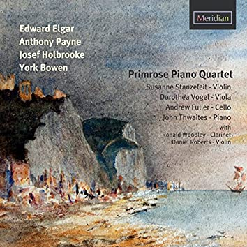 Music by Elgar, Payne, Holbrooke, Bowen
