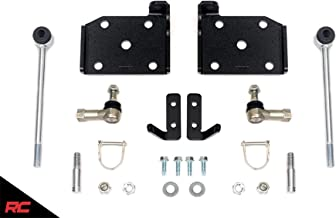 Rough Country Front Sway Bar Quick Disconnects compatible w/ 1987-1995 Jeep Wrangler YJ w/ 4-6