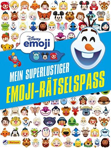 Disney: Mein superlustiger Emoji-Rätselspaß (Disney Klassiker)