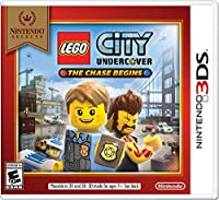 Nintendo Selects: Lego City Undercover: The Chase Begins - Nintendo 3DS [並行輸入品]