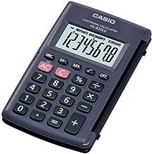 Casio HL-820 Calculadora de Bolsillo con Tapa - 8 Digitos
