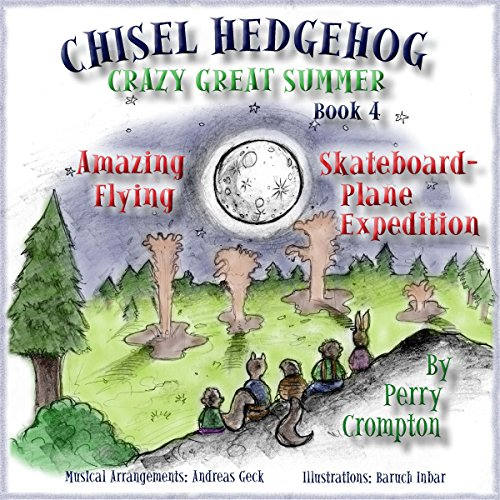 Chisel Hedgehog, Book 4 audiobook cover art