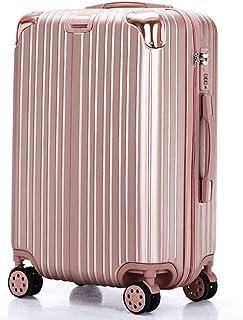 6f79550108 Bagage Pièce Dur Shell Travel Trolley Valise Étudiant Mot de Passe boîte  Roue Universelle 4 Twin