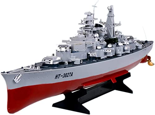 precios razonables German Bismarck Military Battleship 1 360 360 360 RC 28  Warship R C Cruiser  en promociones de estadios