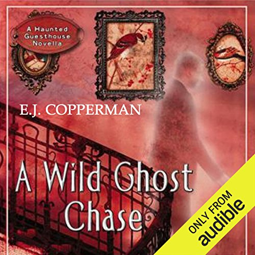 A Wild Ghost Chase audiobook cover art