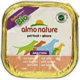 Almo Nature Daily Menu Bio Perros Forro con salmón (300g)