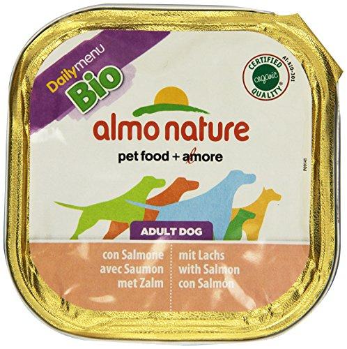 Daily Menu Bio au Saumon pour Chien (300 g)
