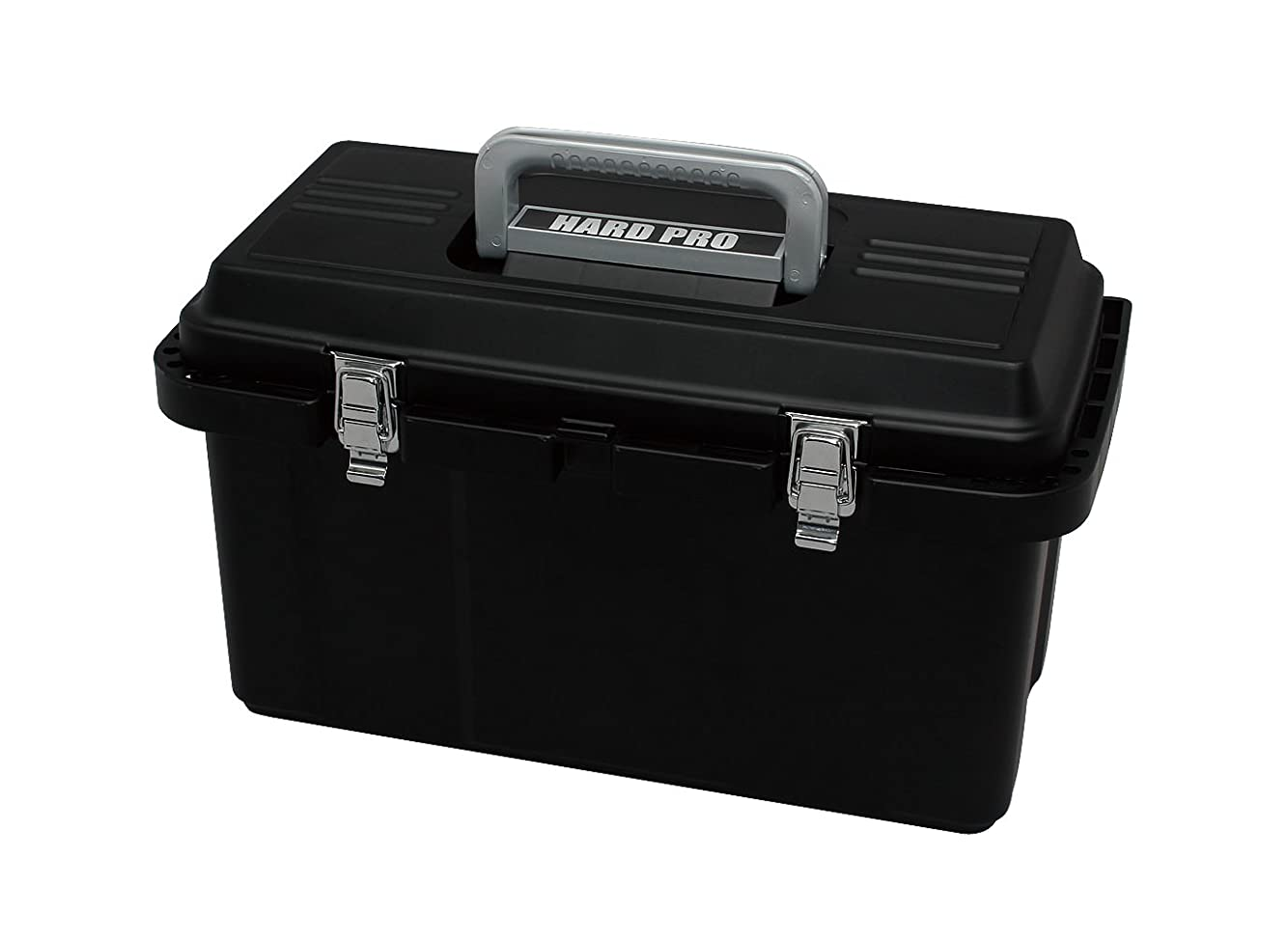 選択する電気の参加者アイリスオーヤマ 工具箱 ハードプロ HDP-500 エコブラック【幅約53×奥行約27×高さ約31cm】
