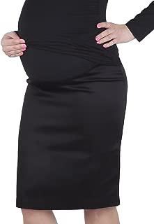 Mija - Elegant Smart Office Maternity Pregnancy Skirt 9014