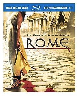 Rome: The Complete Second Season [Blu-ray] [Import] (B004QRUN96) | Amazon price tracker / tracking, Amazon price history charts, Amazon price watches, Amazon price drop alerts