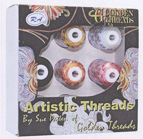 Great Features Of Robison-Anton Artistic Threads Thread (Set of 9)