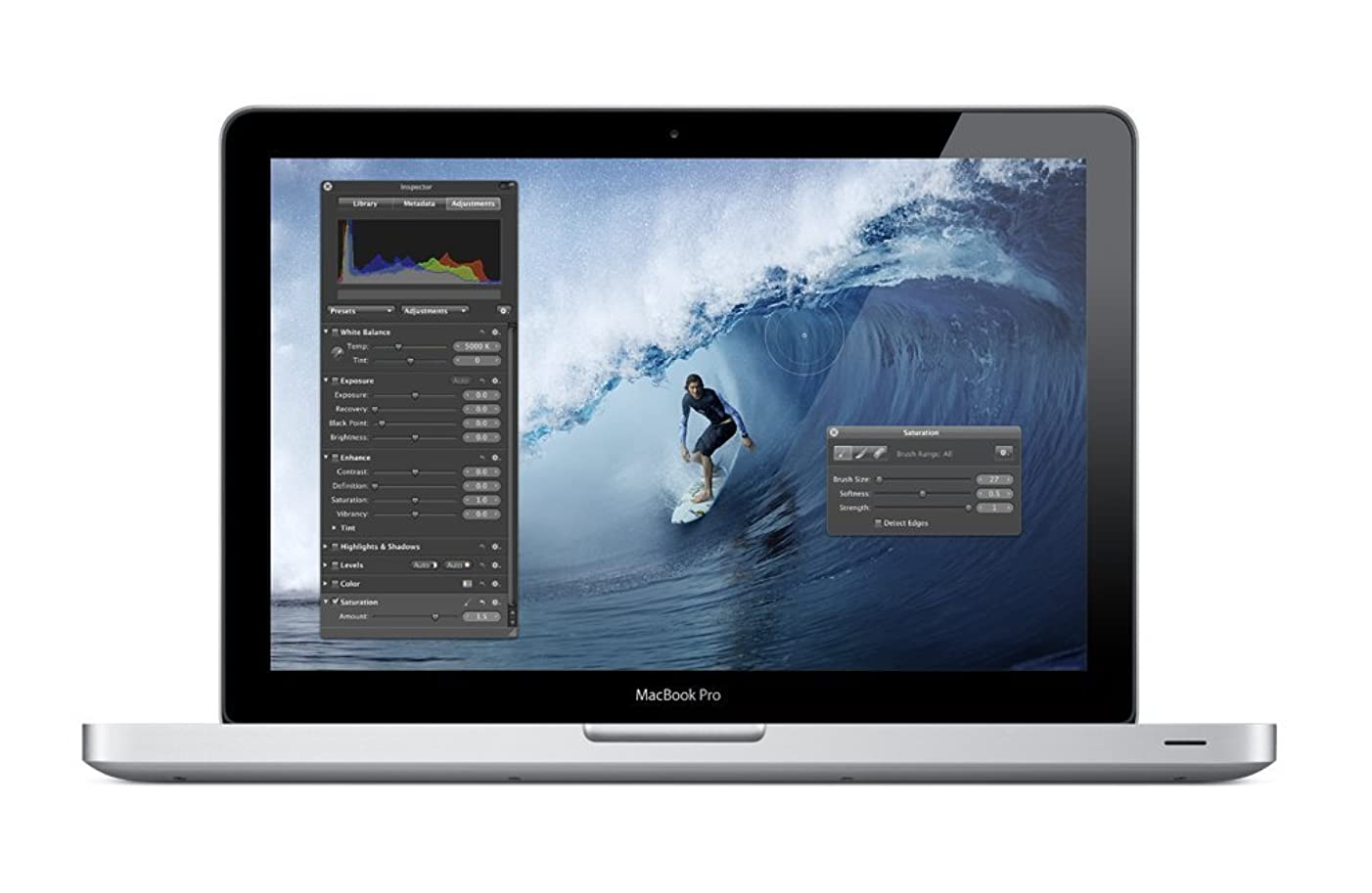Apple MacBook Pro MD313LL/A 13.3-Inch Laptop (OLD VERSION) .(Renewed)