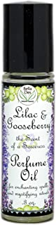 Lilac and Gooseberry Perfume Oil | .3 ounces Roll On Bottle | Phthalate Free Fragrance | Yennefer...