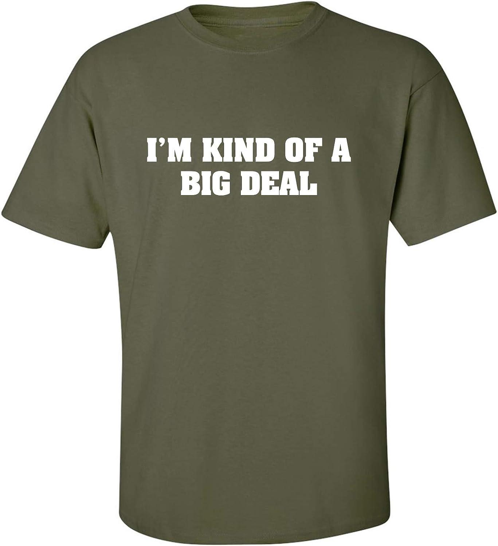 I'm Kind of a Big Adult Short Sleeve T-Shirt